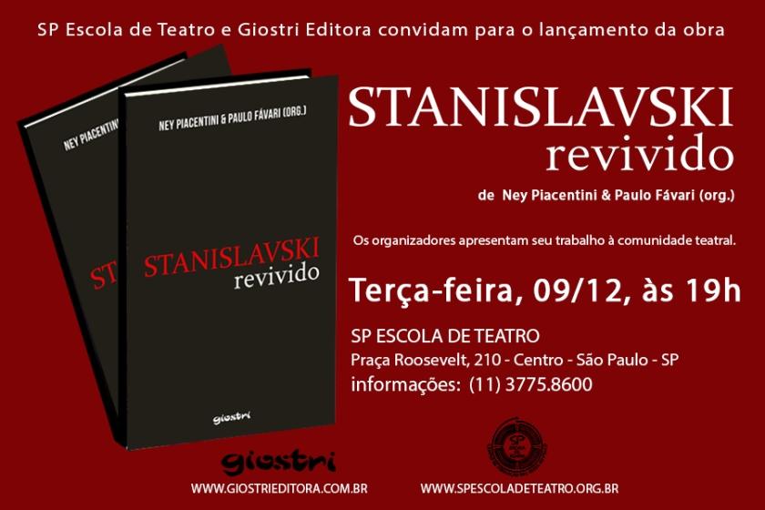 Convite_Stanislavski revivido